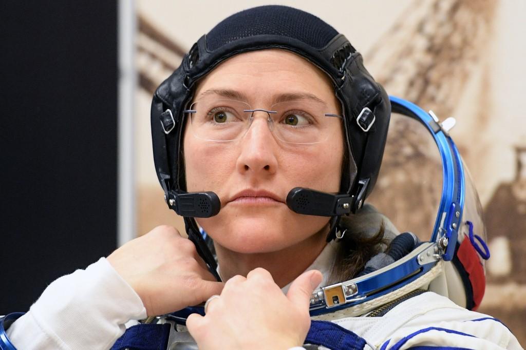 ลูกเรือนาซาจะเป็นผู้หญิงอยู่ในอวกาศยาวนานที่สุด