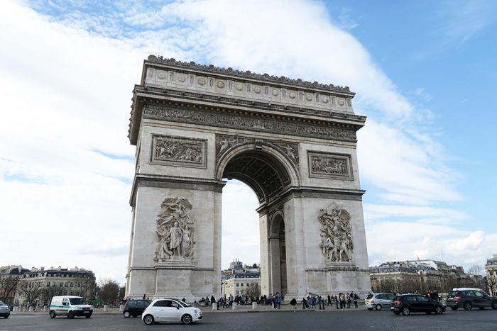 ประตูชัยฝรั่งเศส