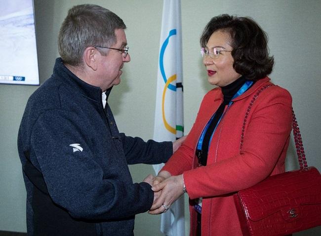 """""""ปัทมา"""" เผยโปรแกรมโอลิมปิก 2020 ยิงปืนชิงทองแรก พิธีเปิด 24 ก.ค."""