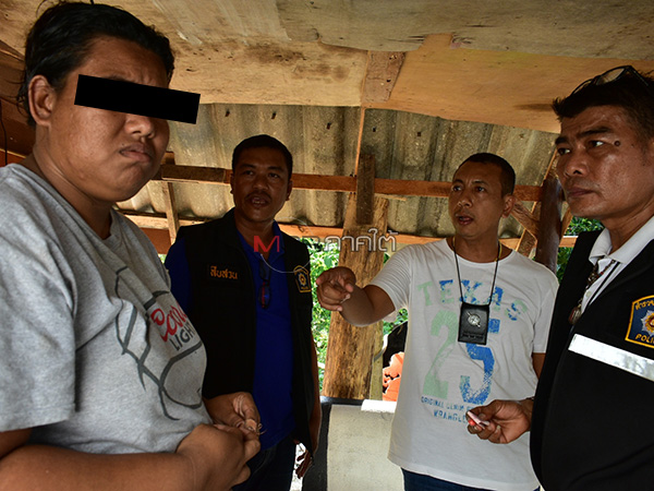 จับสาววัย 27 ชาวพัทลุงลอบค้ายาบ้า จนท.ตรวจค้นพบซุกของกลางไว้ในร่องก้น