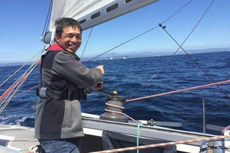 หนุ่มตาบอดญี่ปุ่นสร้างสถิติ 'ล่องเรือข้ามแปซิฟิก' ได้สำเร็จเป็นรายแรกของโลก