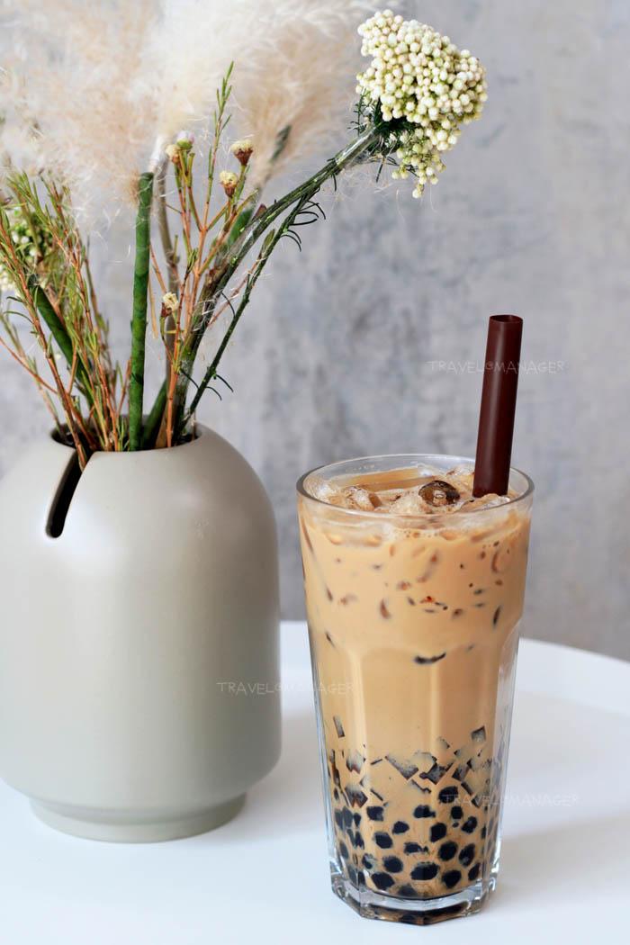 ชานมกาแฟ