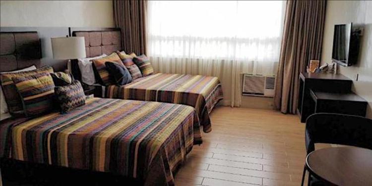One Platinum Hotel (ภาพจาก : อโกด้า)