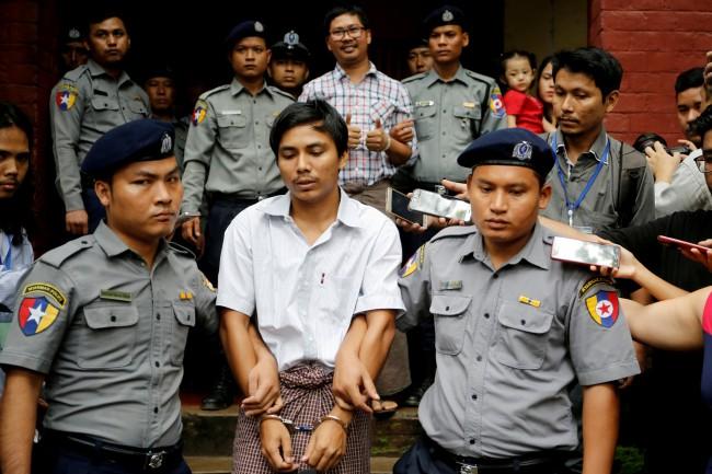 ศาลฎีกาพม่าตัดสินคำอุทธรณ์ 2 นักข่าวรอยเตอร์ข้อหาครองเอกสารลับอังคารนี้