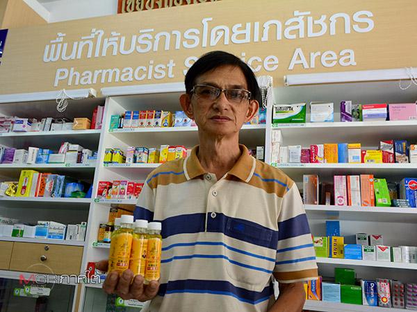 จากพ่อสู่ลูก กว่า 60 ปี ร้านยาสมุนไพรจีนเมืองเบตง