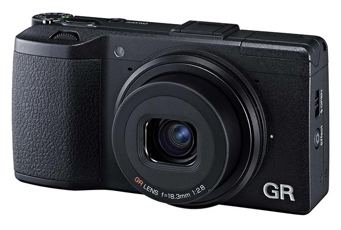 กล้องดิจิทัลขนาดเล็ก เลนส์กว้าง GR