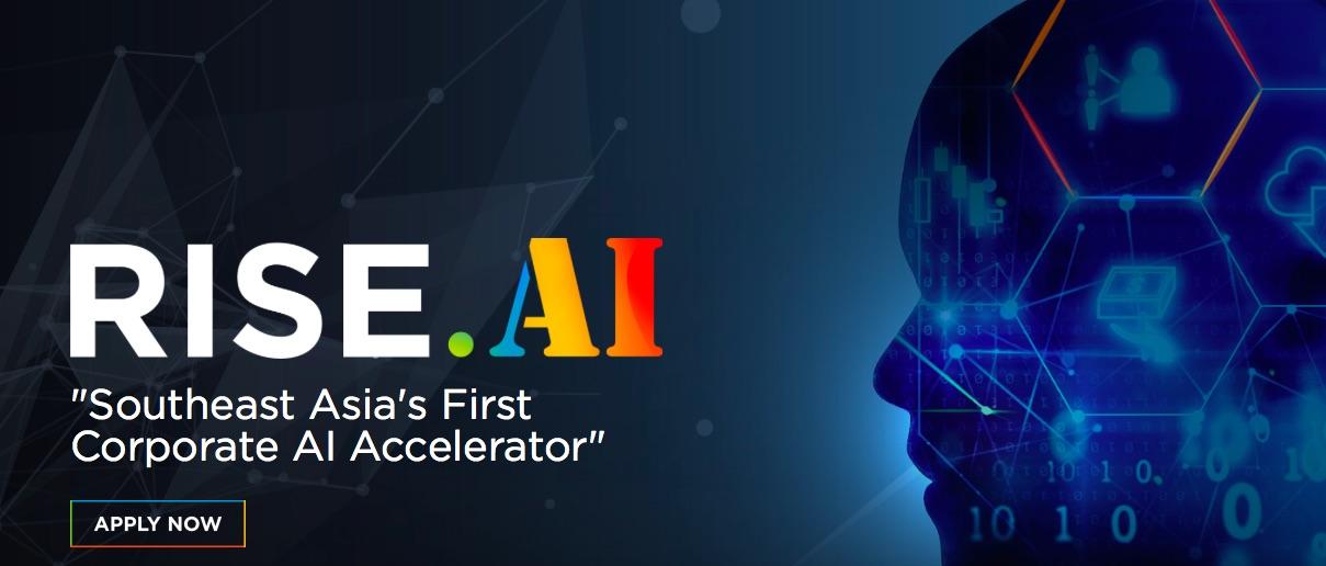 RISE คลอด AI Accelerator ครั้งแรกในเอเชียตะวันออกเฉียงใต้