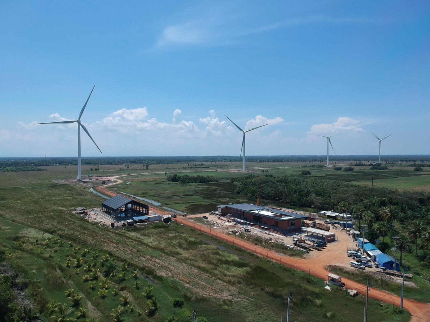 บีซีพีจีเผยโครงการลิกอร์จ่ายไฟแล้ว จ่อลงทุนโรงไฟฟ้าลมเพิ่มสรุป2-3ด.
