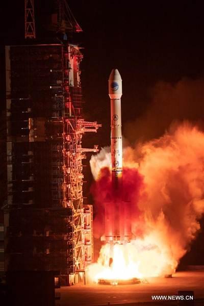 จีนส่งดาวเทียมใหม่สู่เครือข่ายดาวเทียมนำทางเป่ยโต่ว ตั้งเป้าแข่งขันกับ GPS ของสหรัฐฯ