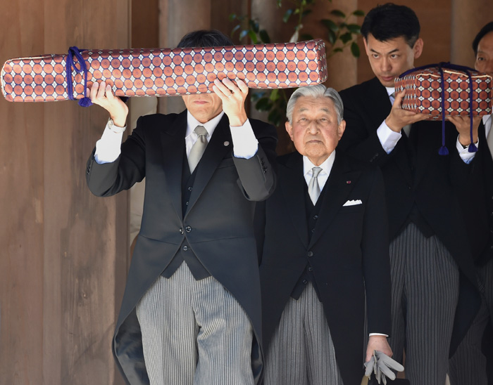"""ประวัติศาสตร์ฉบับย่อ """"สถาบันจักรพรรดิแห่งญี่ปุ่น"""" จากอดีตสู่ปัจจุบัน"""