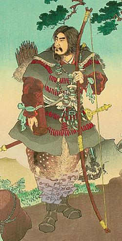 จักรพรรดิจิมมุ (ในตำนาน)