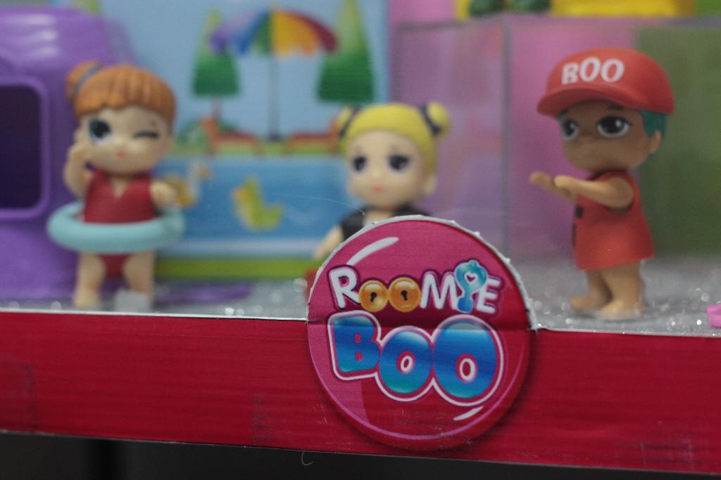 Roomie Boo คอลเลคชั่นของเล่นเซอร์ไพรส์