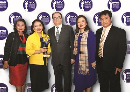 การบินไทยรับรางวัล บริการอาหารบนเครื่องบินยอดเยี่ยมอันดับ 1