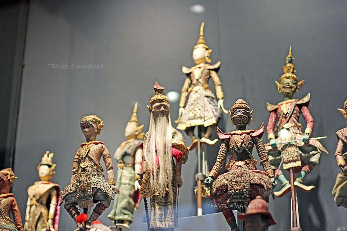 """""""หุ่นเล็ก"""" หรือหุ่นวังหน้า หุ่นไทยที่กรมพระราชวังบวรวิไชยชาญ วังหน้าในสมัย ร.๕ ทรงคิดขึ้นใหม่"""