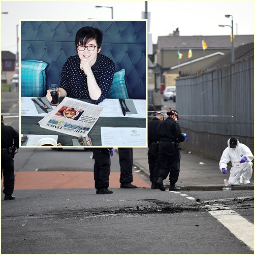 """In Clips: """"IRAใหม่""""ออกมาขอโทษ หลังสังหารนักข่าวไอร์แลนด์เหนือ ตร.ปล่อยตัวหญิงวัย 57 หลังสอบปากคำ"""