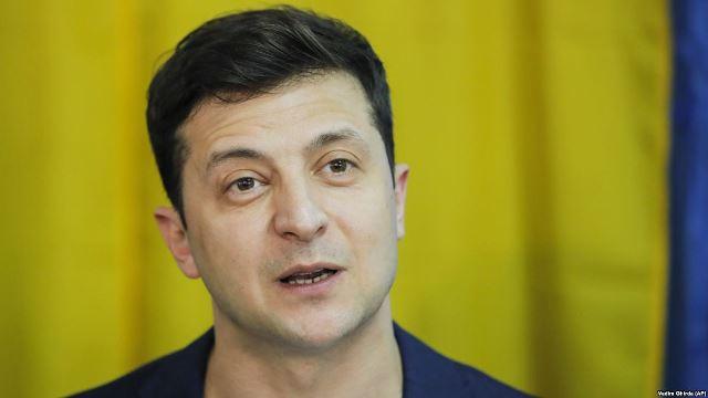 """ว่าที่ ปธน.ยูเครนจี้รัฐบาลคุย """"ไอเอ็มเอฟ"""" ลดราคาก๊าซหุงต้ม"""