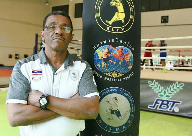 """""""ฮวน"""" เซ็ง นักชกไทยแพ้ค้านสายตา 5 คน ตกรอบเรียบวุธ กำปั้นชิงแชมป์เอเชีย"""