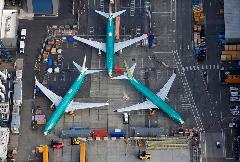 โบอิ้งเผยค่าใช้จ่ายเพิ่มขึ้น 1 พันล้านดอลลาร์ หลังจาก 737 MAX ถูกห้ามบิน