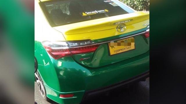 เตือนภัย แท็กซี่หัวร้อน ตั้งใจขับจี้ตูด-ปาดหน้า ทั้งที่มีเด็กซ้อน ย้ำเด็กไม่ใช่ลูกตน