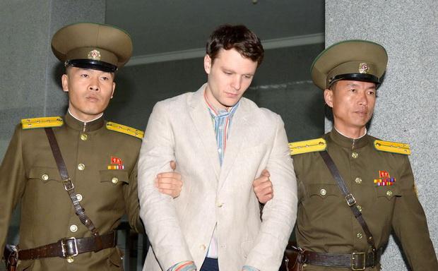 สื่อแฉทรัมป์อนุมัติจ่ายเกาหลีเหนือ$2ล้านค่าดูแล'นศ.มะกัน แม้ตายหลังถูกปล่อยตัวกลับบ้าน