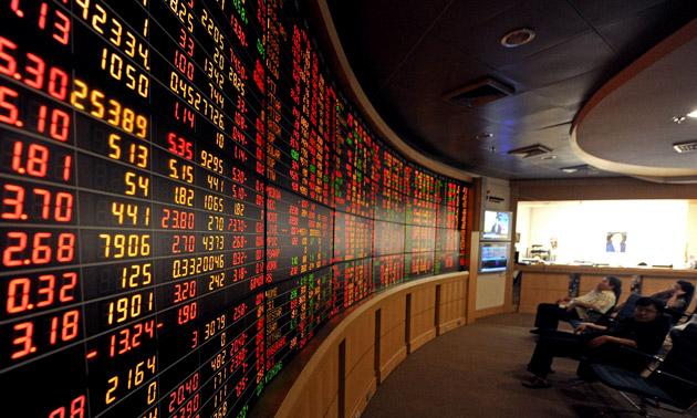 หุ้นไทยผันผวนขาลงตามตลาดหุ้นทั่วโลก