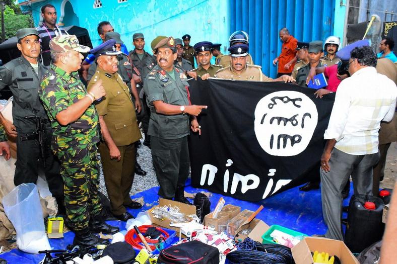 ทหารศรีลังกาบุกทลายรังอิสลามิสต์-ปะทะเดือดดับ 15 ศพ