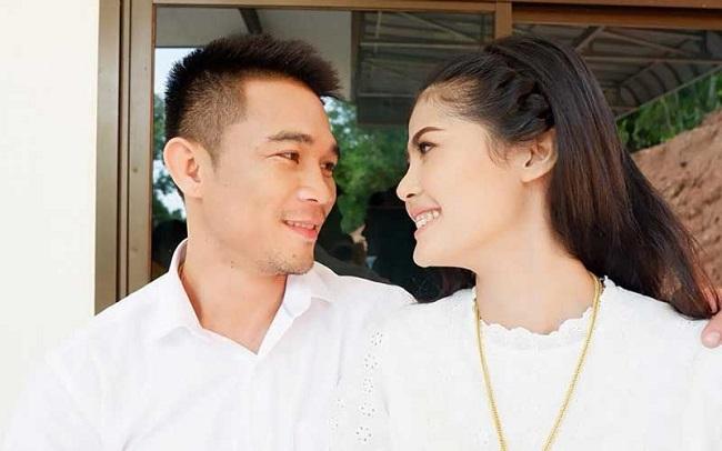 """""""ศรีสะเกษ"""" ขอพักผ่อนหลังกลับไทย พา """"น้องจ๊ะจ๋า"""" ฮันนีมูน ก่อนคัมแบ็คซ้อมเข้ม"""