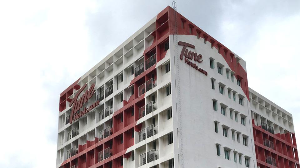 โรงแรมทูน โฮเทล จอร์จทาวน์ ปีนัง