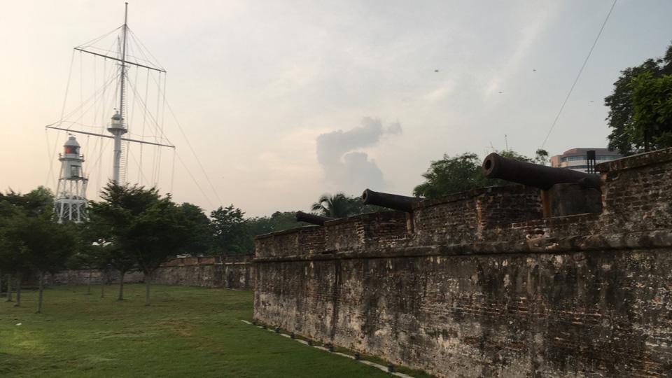 ป้อมปราการคอร์นเวลลิส (Fort Cornwallis)