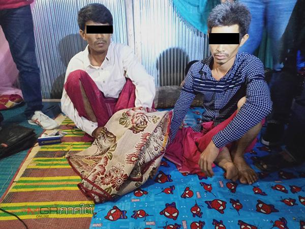 จับ 2 ชาวพม่าฆ่าเพื่อนคนงานดับคาห้องพักแคมป์ก่อสร้าง หลังเกิดเรื่องทะเลาะวิวาท