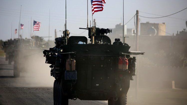 ผลวิจัยชี้สหรัฐฯ ใช้จ่าย 'งบทางทหาร' เพิ่มขึ้นครั้งแรกในรอบ 7 ปี