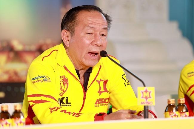 """""""เสี่ยฮุย"""" ขอโทษชาวไทย ยืดอกรับผิดวางแผนพลาด ทำ """"แหลม"""" เสียแชมป์โลก"""