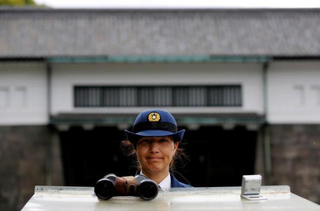 โตเกียวรักษาความปลอดภัยเข้ม ก่อนพิธีสละราชบัลลังก์-ขึ้นครองราชย์