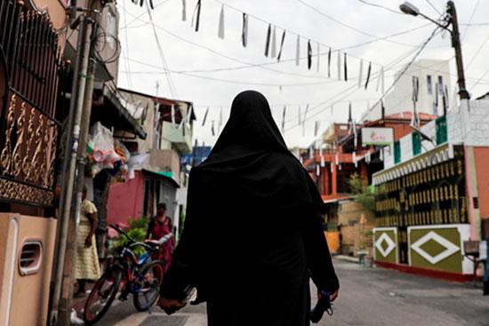 ศรีลังกาห้ามหญิงมุสลิมสวมชุดคลุม