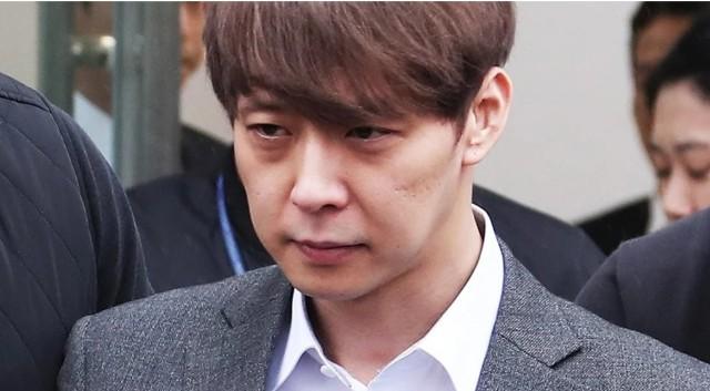 """""""ปาร์คยูชอน"""" รับแล้วเสพยา วอนขอให้ทุกคนอภัย"""