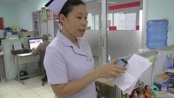 แฮกเฟสบุ๊ก/ไลน์อาละวาดหนัก   พยาบาลนครพนมโร่แจ้งความ  ถูกอ้างชื่อยืมเงินเหยื่อโอนนับแสน