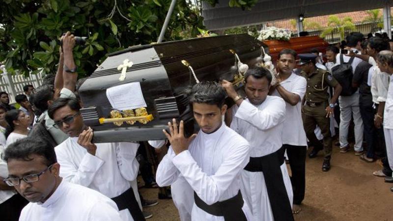 ศรีลังกาเผย ชาวต่างชาติตายในเหตุระเบิดวันอีสเตอร์ 42 ราย