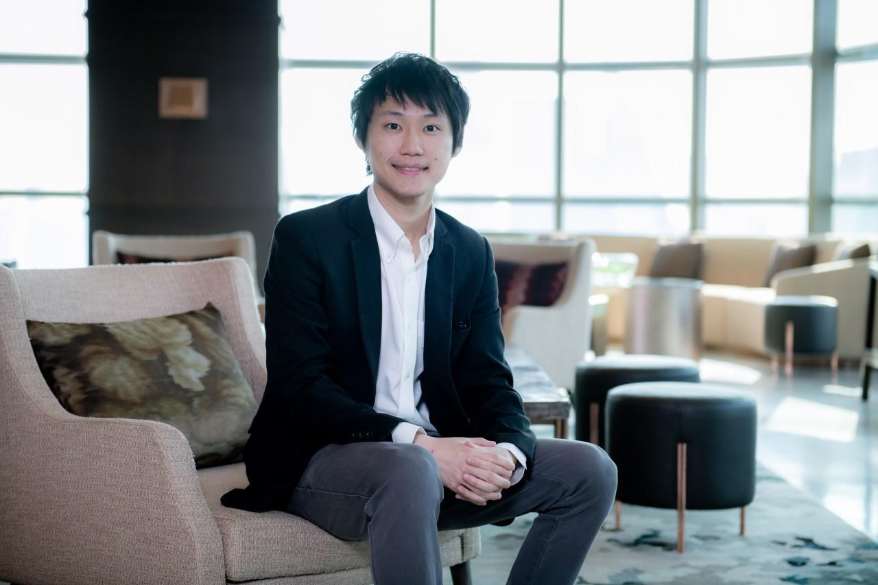 นายจิรายุส ทรัพย์ศรีโสภา หนึ่งในผู้ก่อตั้งเว็บเทรด Bitkub และ Group CEO ของ Bitkub Capital Group Holdings Co., Ltd.