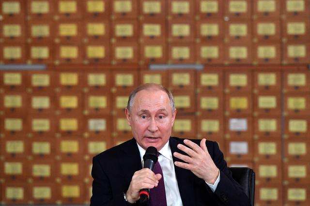 ปูตินเพิ่มรายชื่อชาวยูเครนที่มีสิทธิ์รับพาสปอร์ตรัสเซียแบบเร่งด่วน