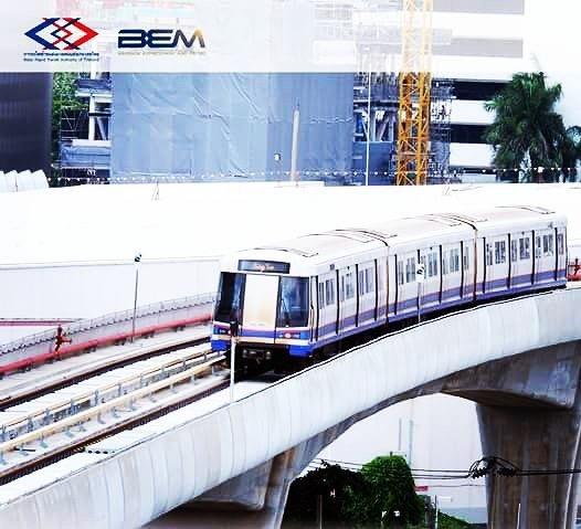 """รฟม.ขยายฟรี MRT"""" สีน้ำเงิน-สีม่วง""""ช่วง5-6 พ.ค."""