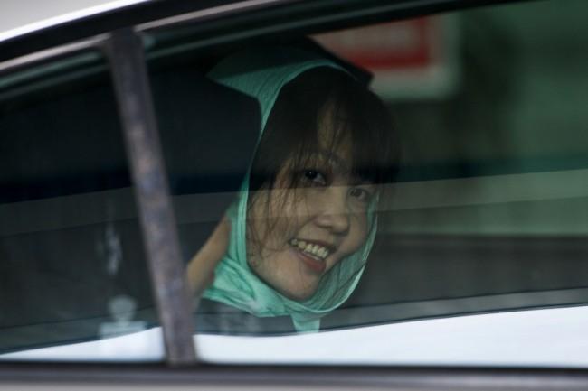 มาเลย์ปล่อยตัวหญิงเวียดนามผู้ต้องหาฆ่าพี่ชายผู้นำเกาหลีเหนือ