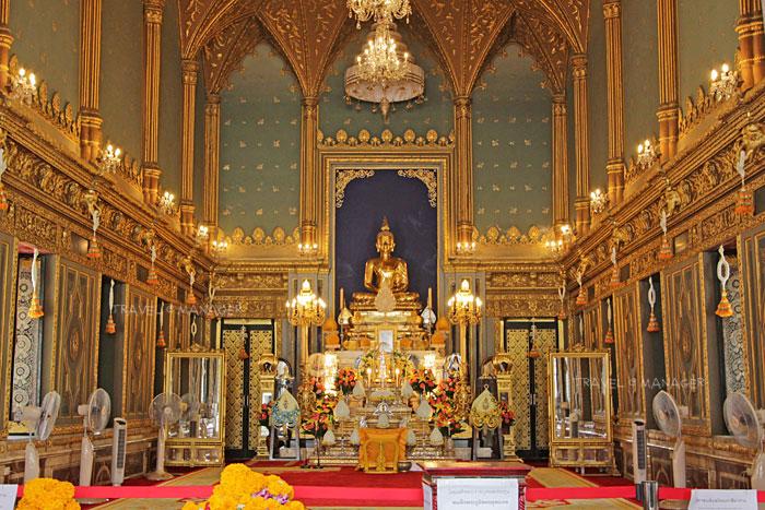 พระพุทธอังคีรส พระพุทธรูปประธานแห่งวัดราชบพิธ