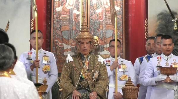สี จิ้นผิง ส่งสาส์นแสดงความยินดีแด่พระบาทสมเด็จพระเจ้าอยู่หัว รัชกาลที่ 10  ในวโรกาสพระราชพิธีบรมราชาภิเษก เสด็จเถลิงถวัลยราชสมบัติ