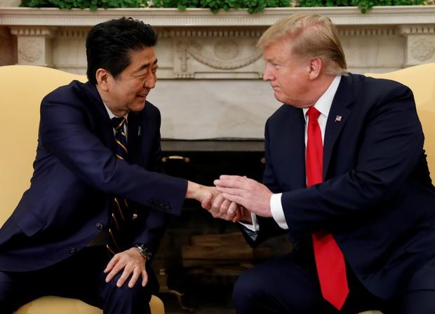 ทรัมป์นั่งไม่ติดรุดถกนายกฯญี่ปุ่น หลังเกาหลีเหนือทดสอบขีปนาวุธรอบใหม่