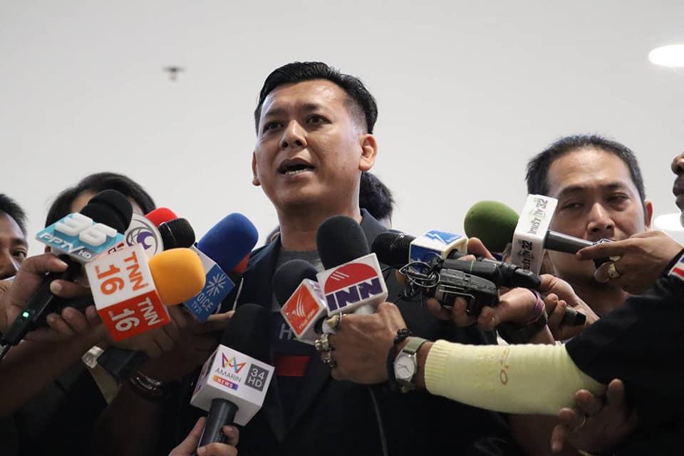 """ผู้สมัคร""""ประชาธรรมไทย""""ร้องตัดสิทธิ""""พิเชษฐ สถิรชวาล""""หัวหน้าพรรค ขาดคุณสมบัติ เบี้ยวเงินลูกทีม 150 ล้าน"""