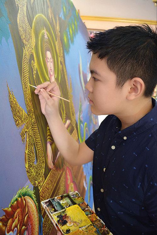 ด.ช.รพีวิชญ์  จิรมิตรมงคล (ภูผา) อายุ 13 ปี ศึกษาอยู่ชั้นมัธยมศึกษาปีที่ 1 โรงเรียนดรุณาราชบุรี จ.ราชบุรี