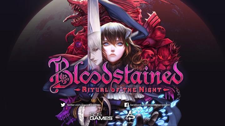 """ผู้สร้างแดร็กคิวล่าออกเกมใหม่ """"Bloodstained"""" มิ.ย.นี้"""