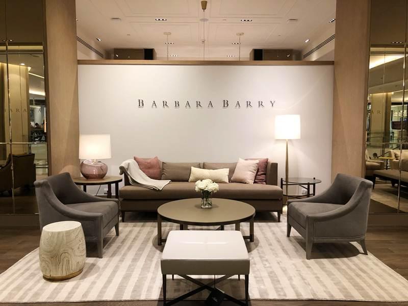 แฟลกชิพโชว์รูม Barbara Barry โฉมใหม่ที่กรุงเทพฯ