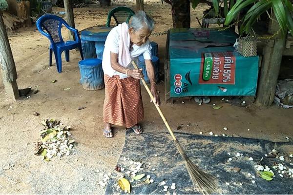 พบคุณยายทวด 6 แผ่นดิน อายุยืนถึง 112 ปี เผยเคล็ดลับชอบกินผักลวกจิ้มน้ำพริก