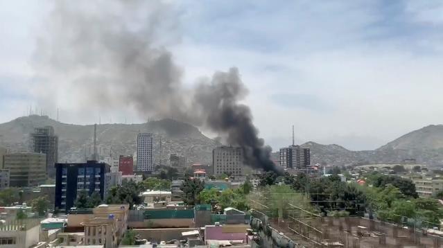 เกิดเหตุระเบิดในกรุงคาบูล ยังไม่มีรายงานผู้บาดเจ็บล้มตาย